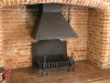 Inglenook fireplace restoration