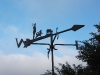 'Shepherd' weathervane