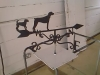 \'Dogs\' weathervane