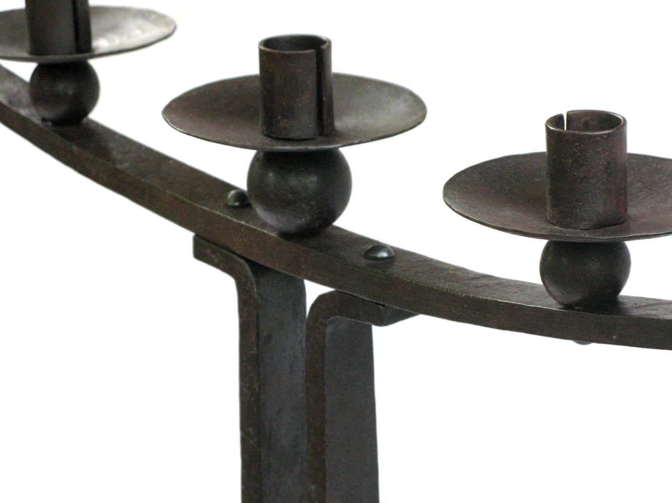 Candlestick - detail
