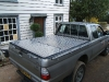 Pickup bed cover