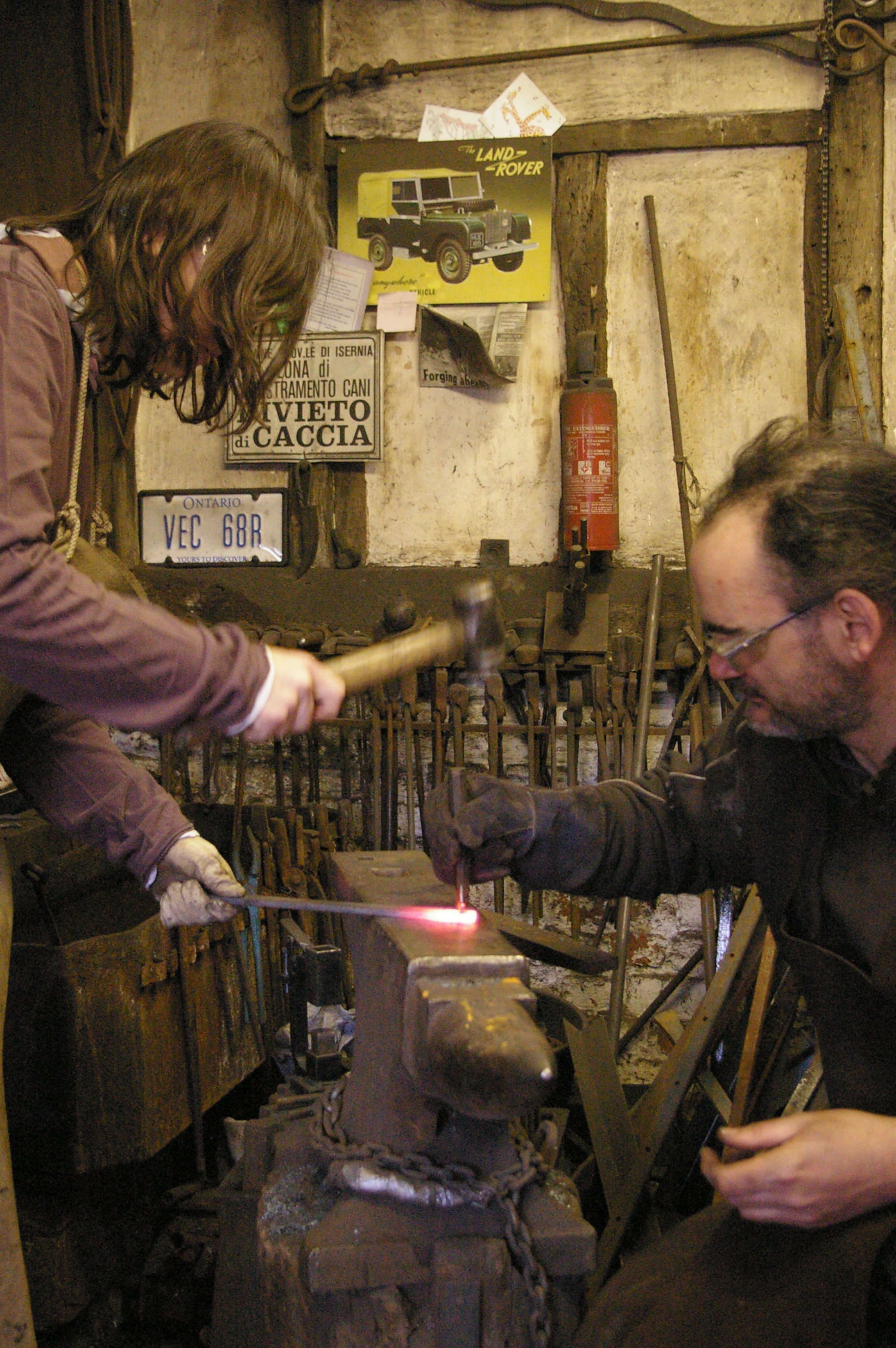 The Forge Experience | Much Hadham Forge